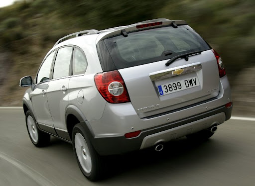 Crossover Chevrolet Captiva