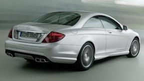 CL63 Mercedes-Benz
