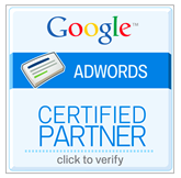 adwords click to verify logo