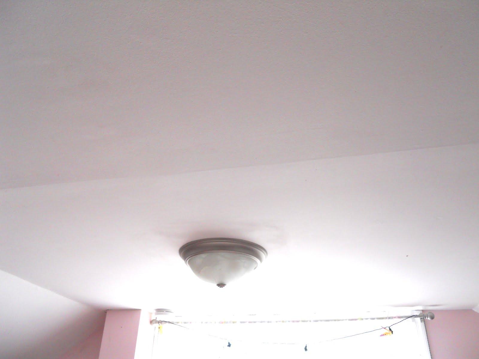 Hiding Bad Ceilings