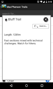 Revelstoke MTB Trail Guide- screenshot