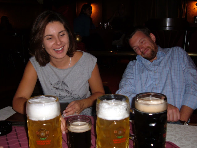Ivana Got a Wee Beer