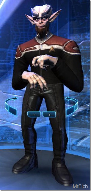 Captain Hydron