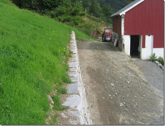 Mur, Helge Ressem. Sommaren 2006 026