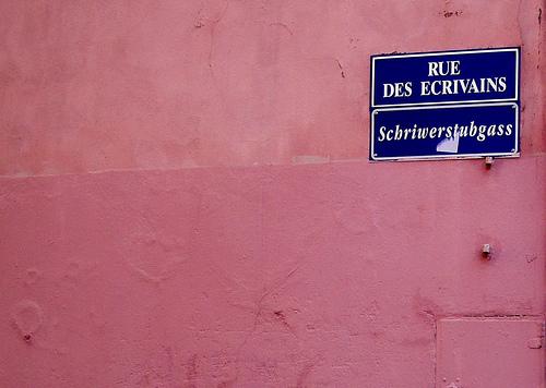 Strasbourg, Rue des Écrivains by ba.dev
