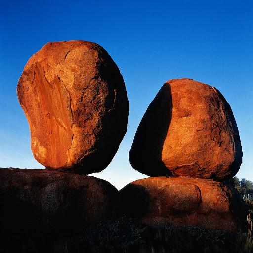 Devil's Marbles, Australie