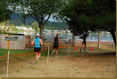 Lake Samammish Triathlon Run