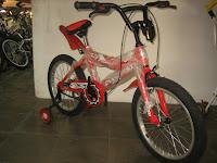 3 Sepeda Anak EVERBEST EB1508 18 Inci