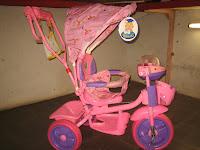 Sepeda Roda Tiga GOLD BABY 18-9 ROBOT