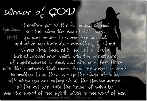armor of god image. the armor of god for children.