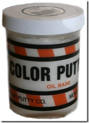 Oil-Based Color Putty