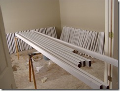 Priming Cedar Spindles