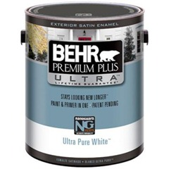 BEHR PREMIUM PLUS ULTRA SATIN EXTERIOR