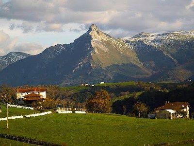Txindoki (1.346 m.)