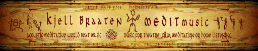 Kjell Braaten - MEDITmusic - Banner