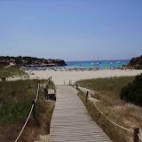 Weg zur schönsten Bucht der Insel (die wir gesehen haben!?)