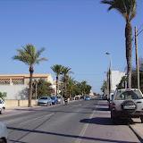 Hauptstraße von la Savina