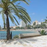 Ausflug auf Ibiza vor unserem Rückflug