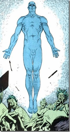 Dr Manhattan 3