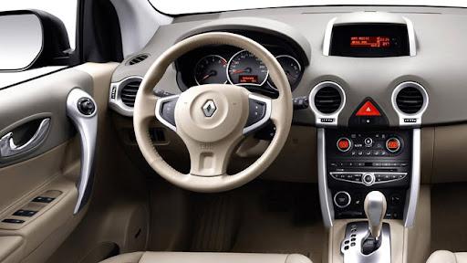 Renault Koleos 2011. Uae,renault koleos renault