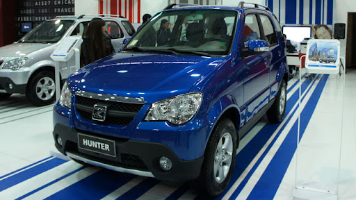 Zotye Hunter 2011