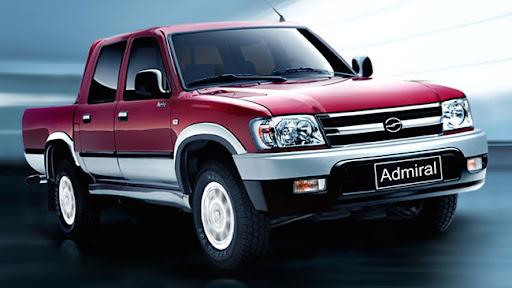 ZX Auto Admiral 2011