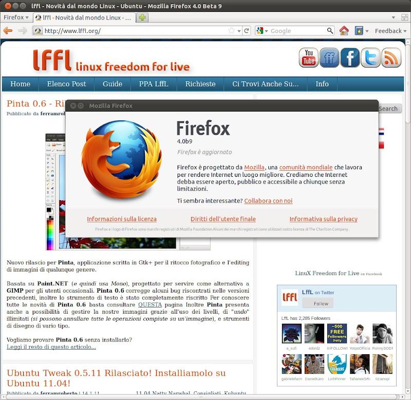 FireFoxがWindows 10のタブレットモードを完全サポート?