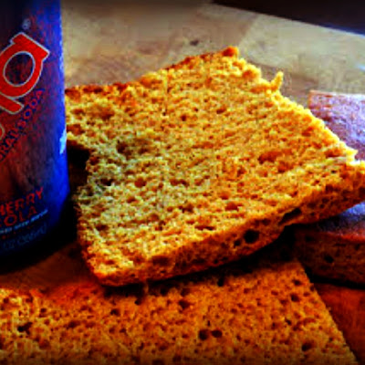 Zevia Cherry Cola Protein Bread