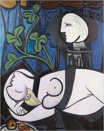 pablo picassos 1932 painting