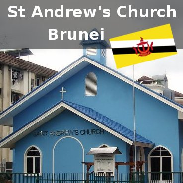 St Andrew's Church, Brunei