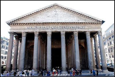 暴走亚平宁、悠游爱琴海--圣彼得大教堂、罗马 - 咖友 - 心中有路