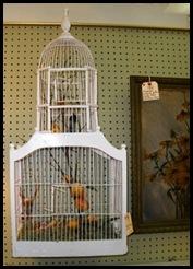 NET BIRD CAGE