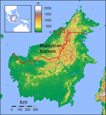 Malayasian Borneo