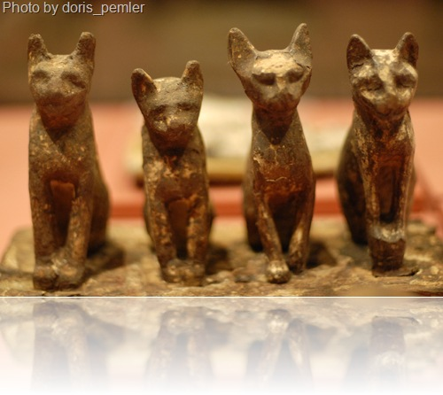 cats in ancient Egypt 1