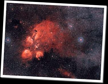 Nebulosa Pata de Gato (Foto: ESO La Silla-Paranal/E-ELT Press Officer)