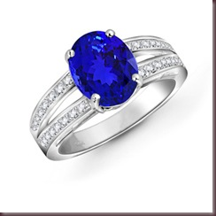 Oval-Tanzanite-Ring-with-Pave-Set-Diamond-Split-Shanks-in-Platinum-(10x8-mm)_SRW0402TH_Reg