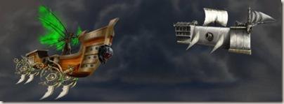 海盜王-貨運飛船
