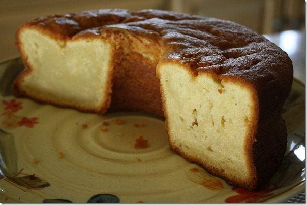 Sweet Homestead Alabama: Gluten Free Pound Cake (Soaked)