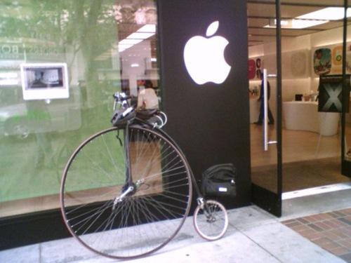 mac store bike
