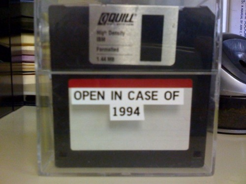 open in case of 1984