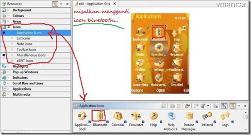 ganti icon-tema nokia-s60-symbian