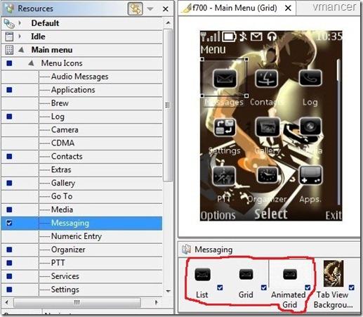ganti icon-tema nokia-s60-symbian-3