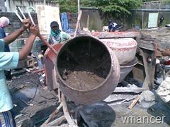molen mini-tenaga listrik-pengaduk campuran beton-vmancer-1