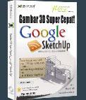 CD Pembelajaran (tutorial) Google SketchUp 7