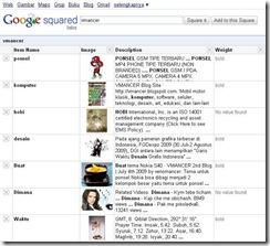 vmancer - Google Squared hasil