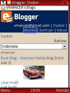blogger universary