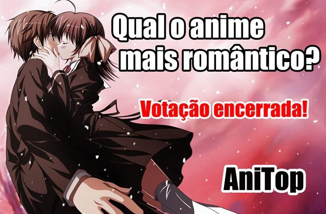 Anime romantico Encerrada