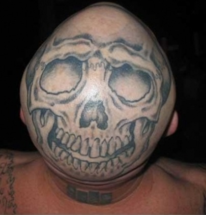 D596F571D8C9-27. Labels: Skull and Bone, tats., tattoos