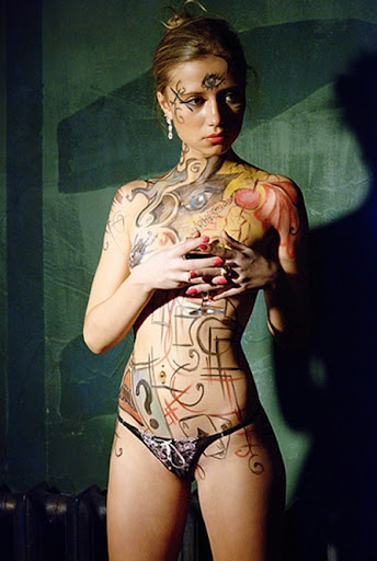 Tattoos: Girls With Ink_Thousands of Free Tattoo Designs.