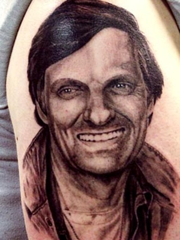 Celebrity Tattoos, Portraits